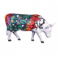 """Коллекционная статуэтка корова """"Iracema de Luz"""""""