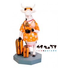 Коллекционная статуэтка корова Vacation, Size M