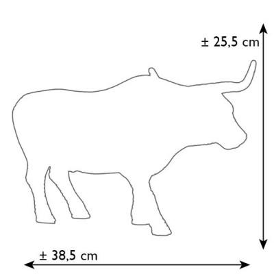 Коллекционная статуэтка корова Penny Bull, Size XL