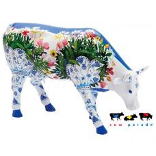 """Коллекционная статуэтка корова """"Muuu Selmalet"""", Size L"""