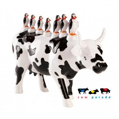 Коллекционная статуэтка корова Transporte Coletivo