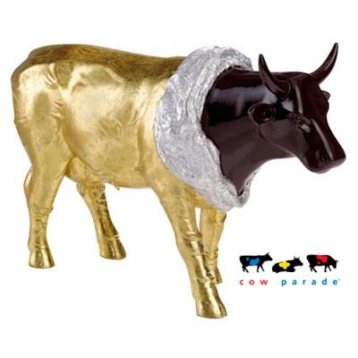 """Коллекционная статуэтка корова """"Vaquita de Chocolat"""""""