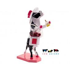 "Коллекционная статуэтка корова ""Alphadite Goddess of Shopping"""