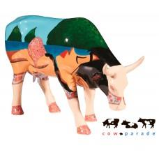 Коллекционная статуэтка корова Fernando de Noronha, Size L