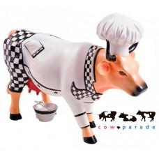 Коллекционная статуэтка корова Chef Cow