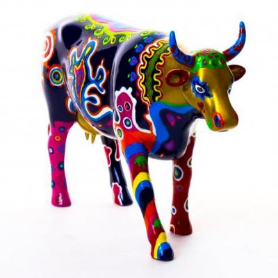Коллекционная статуэтка корова Beauty Cow