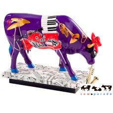"""Коллекционная статуэтка корова """"In the Mood"""", Size L"""