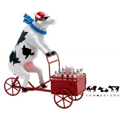 Коллекционная статуэтка корова Lait Triporteur, Size XL