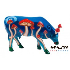 Коллекционная статуэтка корова Magic Mushy