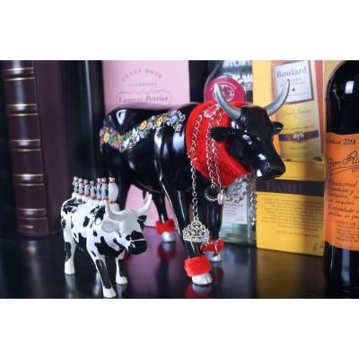 Коллекционная статуэтка корова Haute Cow-ture, Size L