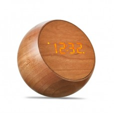Часы Gingko Tumbler Click, вишня