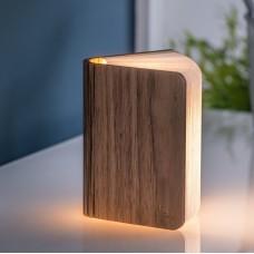 "Светильник-книга ""Smart Book"" мини, дерево орех"