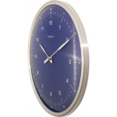 """Часы настенные """"60 Minutes"""", синие"""
