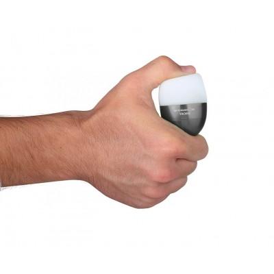 Светильник-ночник Troika Eggtivate, с датчиком вибрации, серый