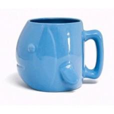 Кружка Balvi Aquarium керамическая синяя