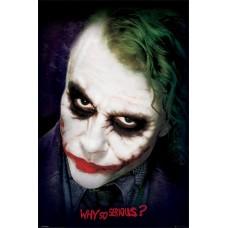 Постер The Dark Knight 61 x 91,5 см