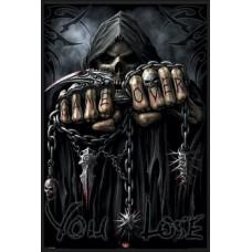 "Постер ""Spiral - game over reaper"" 61 x 91,5 см"