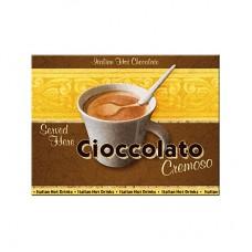 """Магнит 8x6 см """"Cioccolato"""" Nostalgic Art (14142)"""