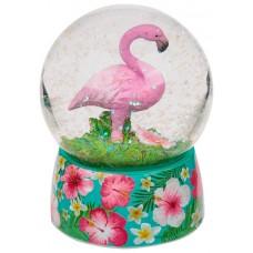 Шар стеклянный ООТВ Фламинго 8.5 см