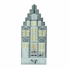 """Подсвечник """"Амстердамский дом"""" (2 этажа)"""