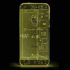 """Чехол для iPhone 5 """"iLight"""", светящийся в темноте"""