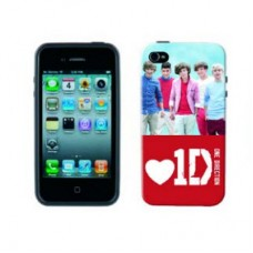 "Крышка для Iphone 4 ""One Direction"""