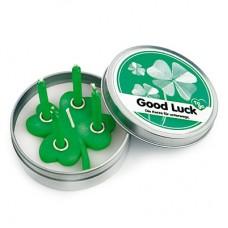 """Карманная свеча """"Good luck"""""""