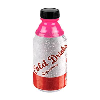 Пробка Balvi для жестяных банок Snap, розовая