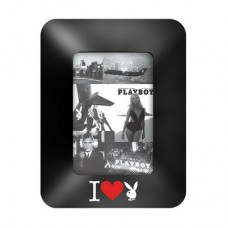 "Фоторамка ""I love Playboy"""