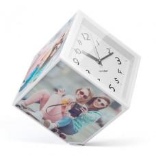 Фоторамка-часы Balvi Магический Куб для фото 15 х 15 см
