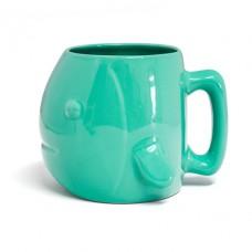 Кружка Balvi Aquarium керамическая зеленая