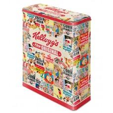 "Коробка для хранения XL""Kellogg's The Original Collage"" (30308)"