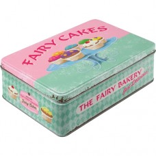 "Коробка для хранения ""Fairy Cakes - Fresh every Day"" Nostalgic Art (30708)"
