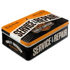 "Коробка для хранения ""Harley-Davidson Service & Repair"""