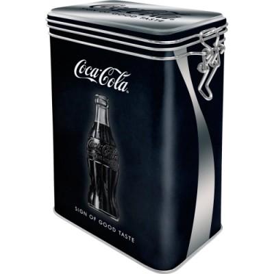"""Коробка с фиксатором """"Coca-Cola - Sign Of Good Taste"""" (31101)"""