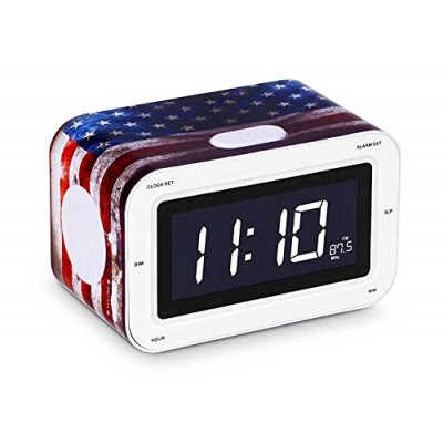 """Радиоприемник с будильником """"USA"""""""