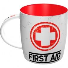 """Кружка """"First Aid - Classic"""" Nostalgic Art (43008)"""