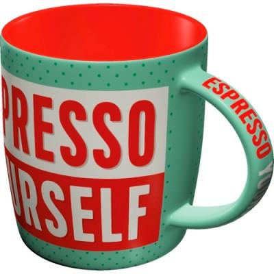 "Кружка ""Espresso Yourself"""