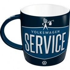 "Кружка ""VW Service & Repairs"" Nostalgic Art (43034)"