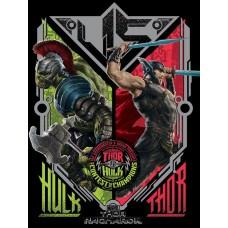 "Постер ""Thor Ragnarok (Contest Of Champions)"""