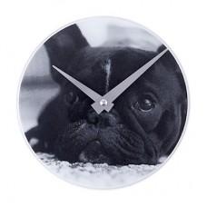 """Часы настенные """"Бобик"""" Ø20 см"""