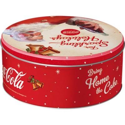"Коробка для хранения ""Round L Coca-Cola - For Sparkling"""