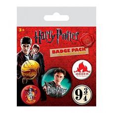 "Набор значков ""Harry Potter / Гарри Поттер"""