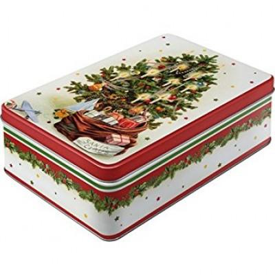 Коробка для хранения Christmass Tree Nostalgic Art (30739)