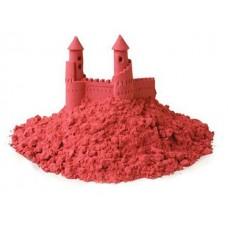 Кинетический песок красный