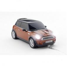"""Мышка компьютерная """"Mini Cooper"""", оранжевый"""