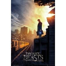 """Постер """"Fantastic Beasts (Dusk)"""" 61 x 91,5 cм"""