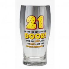 "Бокал для пива ""Age 21"" 570 мл"