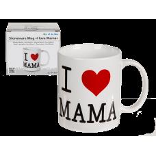 """Кружка """"I Love Mama"""""""
