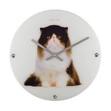 """Часы настенные """"Котофей"""" ø43 см"""